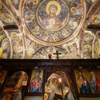 Cine l-a omorât pe Iisus? - Fotoreportaj de la chilia Sfântul Procopie