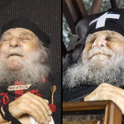 Părintele Iosif Vatopedinul: Un zâmbet din veșnicie