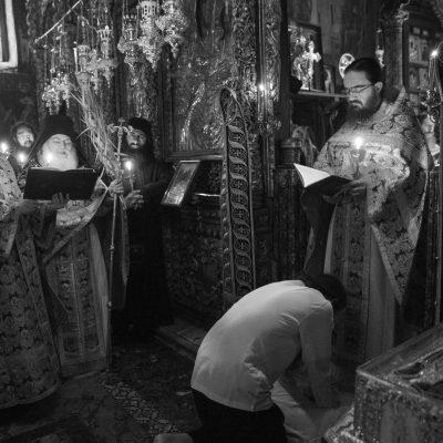 Misterul marii,sfinte și îngerești schime