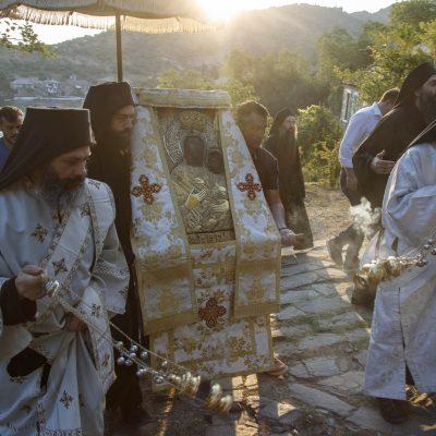 Cum a fost ridicat la cer Ilie cu carul de foc - fotoreportaj de la procesiunea de Sfântul Ilie