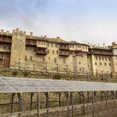 Sfânta Mănăstire Xiropotamou