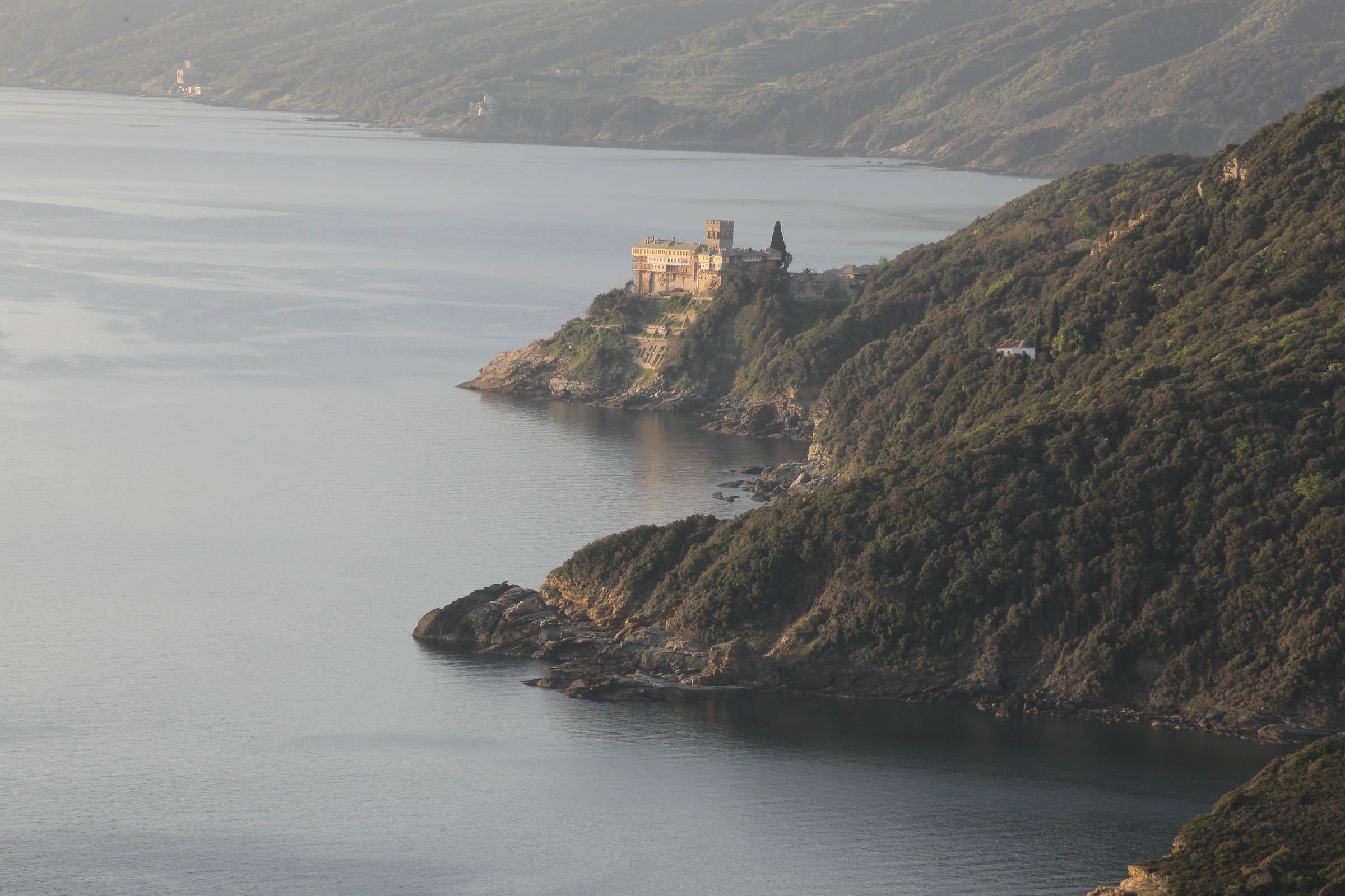 Sfânta Mănăstire Stavronikita