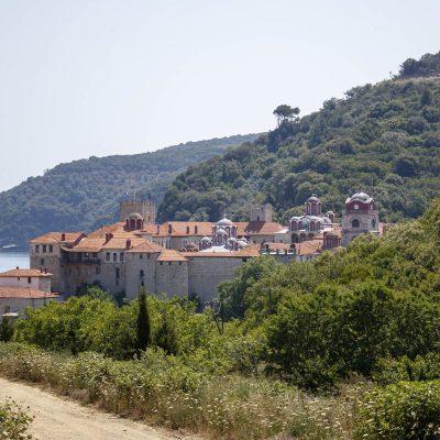 Sfânta Mănăstire Esfigmenu