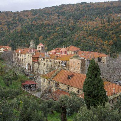 Sfânta Mănăstire Konstamonitu