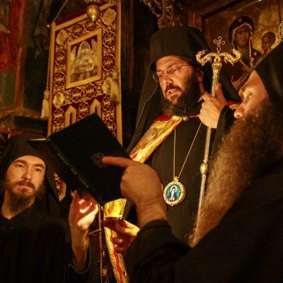 Sfântul Evdokim: Cel mai mare cunoscut necunoscut sfânt din Sfântul Munte - fotoreportaj de la sărbătoarea sa