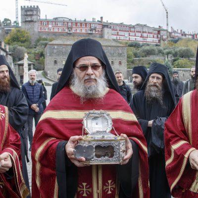 De ce capul Sfântului Ioan Hrisostom are o ureche neputrezită după mai bine de 1600 de ani? - Fotoreportaj