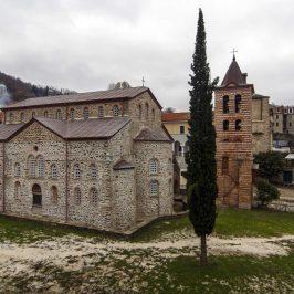Biserica Protaton, Kareia, Muntele Athos