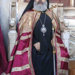 Ultimele cuvinte ale Mitropolitului Pavel de Alep în Sfântul Munte - fotoreportaj de la ultima sa liturghie