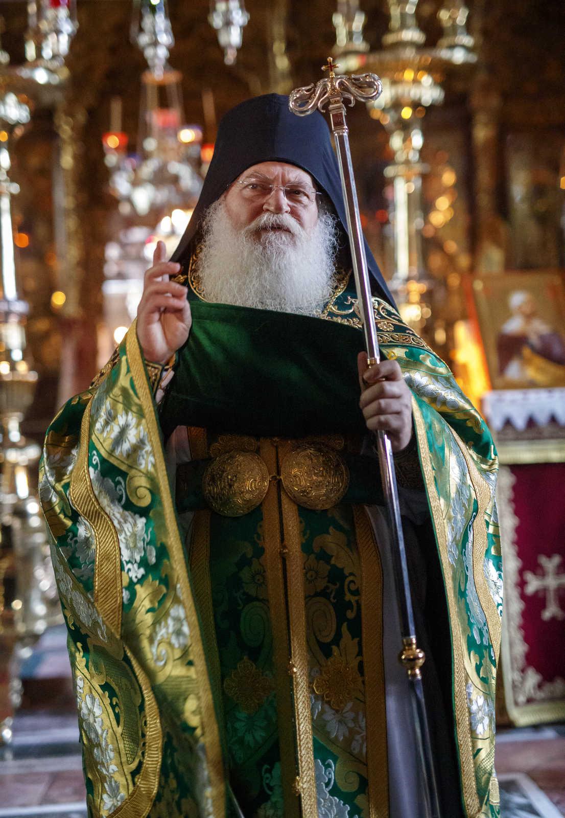 Cele opt gânduri ale răutății - Fotoreportaj de la sărbătoarea Sfântului Efrem Sirul