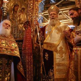 Preotul Ortodox - fotoreportaj de la Întâmpinarea Domnului (cu audio)