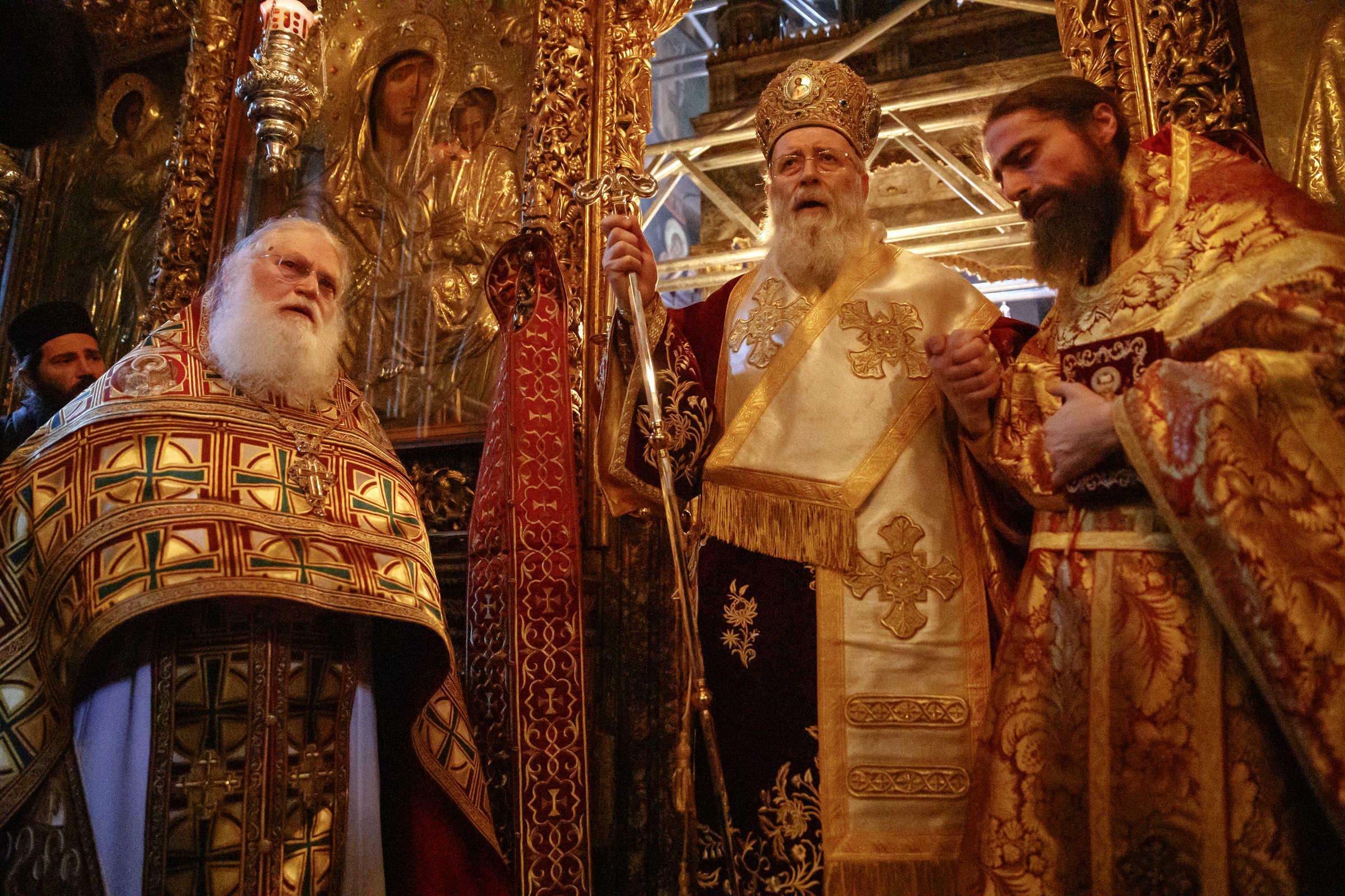 Preotul Ortodox - fotoreportaj de la Întâmpinarea Domnului