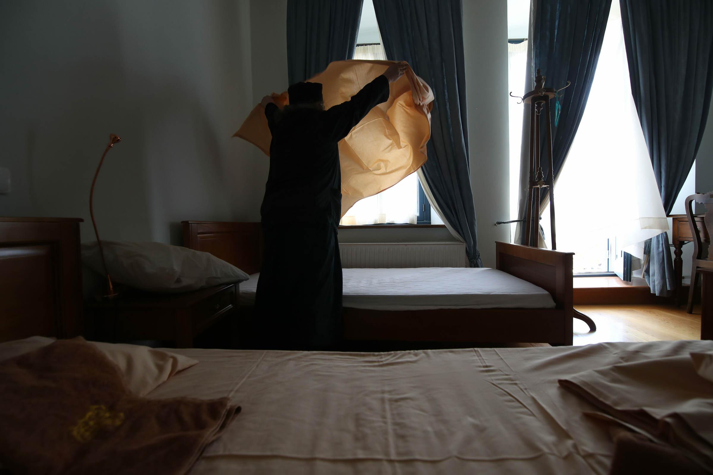 Cel mai mare doctor din China - (C) Vatopedi monastery, Mount Athos