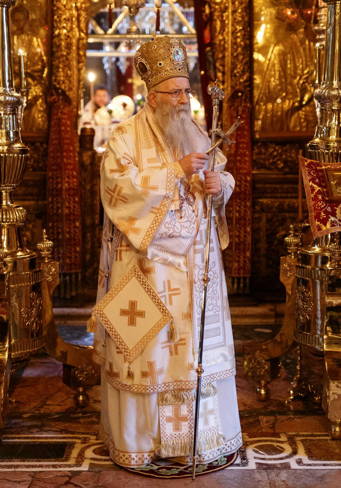 Episcopul ortodox - (C) Vatopedi monastery, Mount Athos