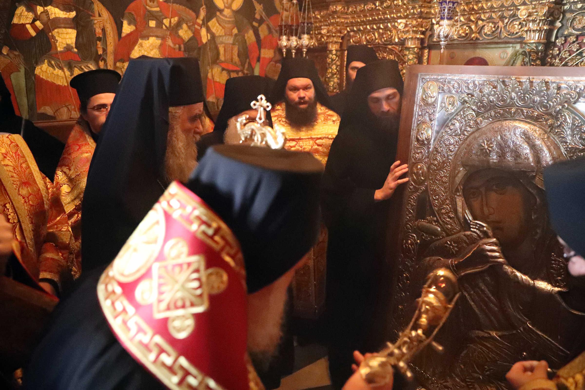 Paramythia - (C) Vatopedi monastery, Mount Athos