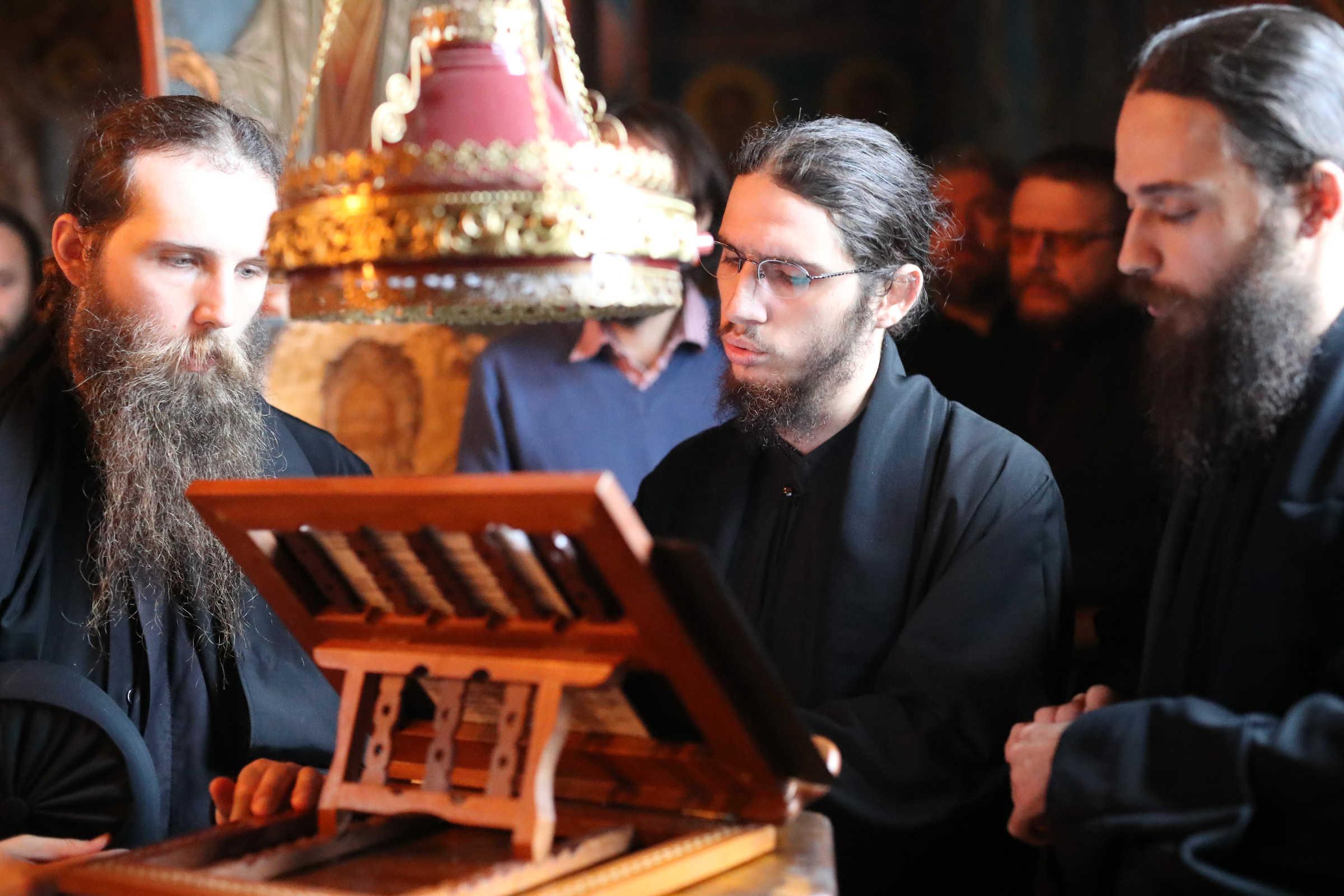 Iisus nu vrea moartea păcătosului ci să se întoarcă și să fie viu - (C) Vatopedi monastery, Mount Athos