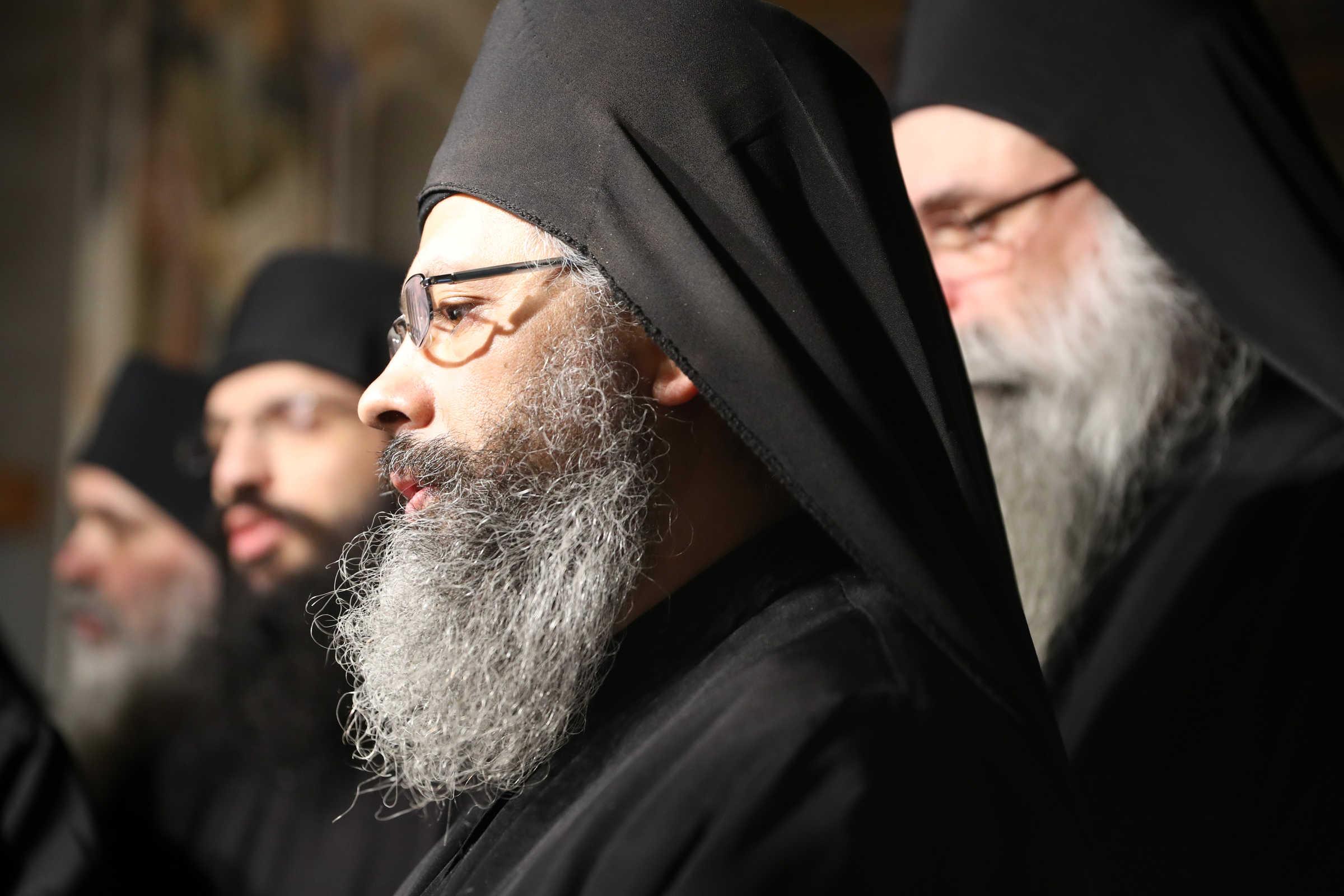 Izvorul lacrimilor este mai mare decât botezul - (c) mănăstirea Vatoped, Muntele Athos