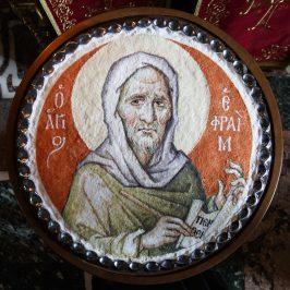 Coliva: definiție și minunea Sfântului Teodor Tiron - fotoreportaj de la decorarea colivei