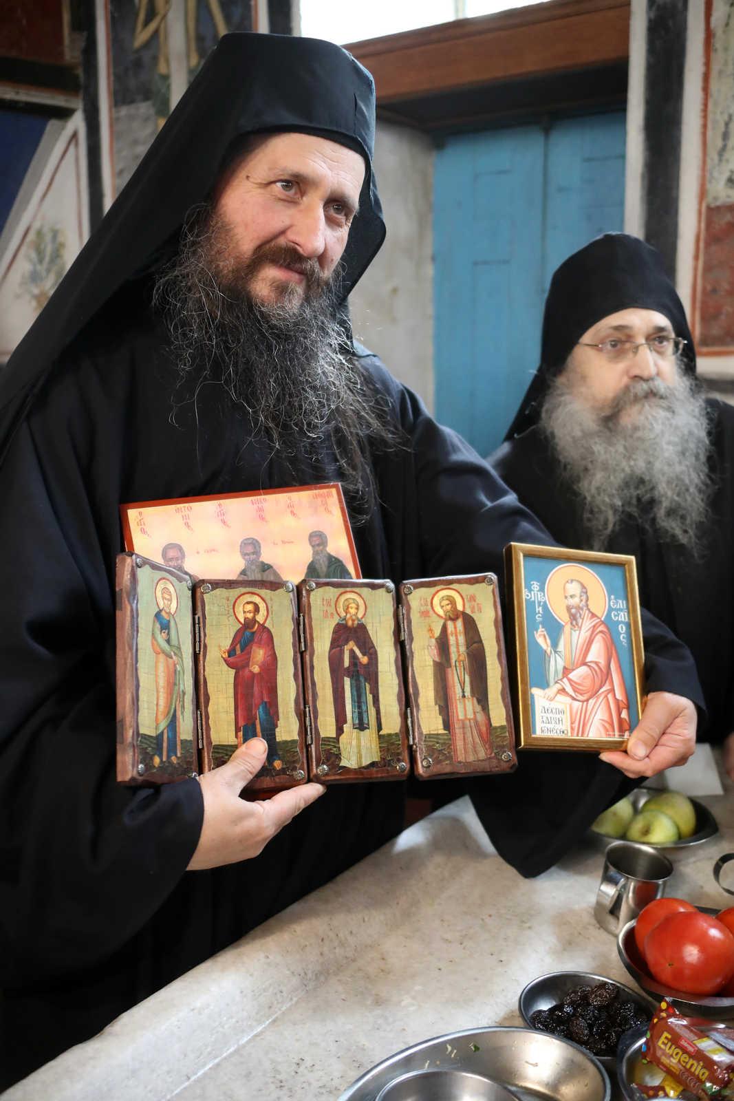Duminica ortodoxiei: scurt istoric - (c) Mănăstirea Vatoped. Muntele Athos