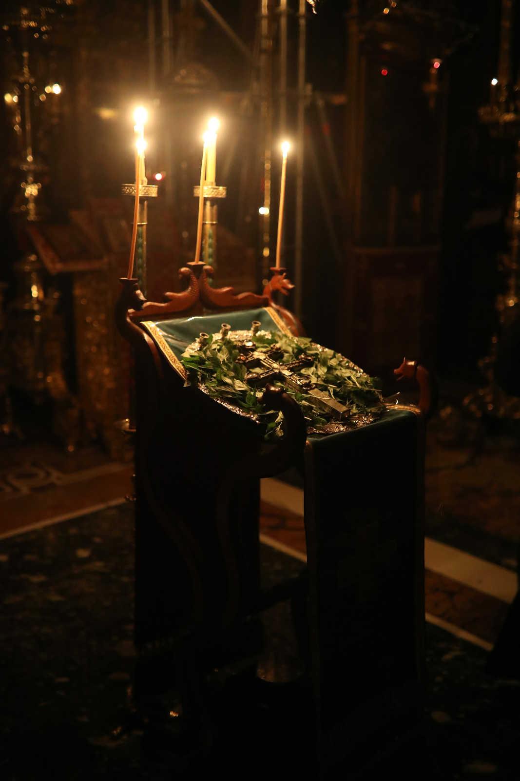 Cauzele Pandemiei - (C) Vatopedi monastery, Mount Athos