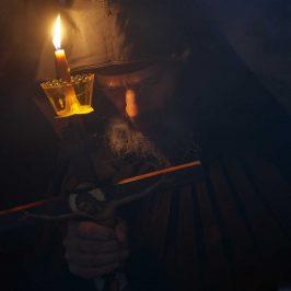 Profeții despre pandemie - Fotoreportaj cu o tundere în Schima Mare