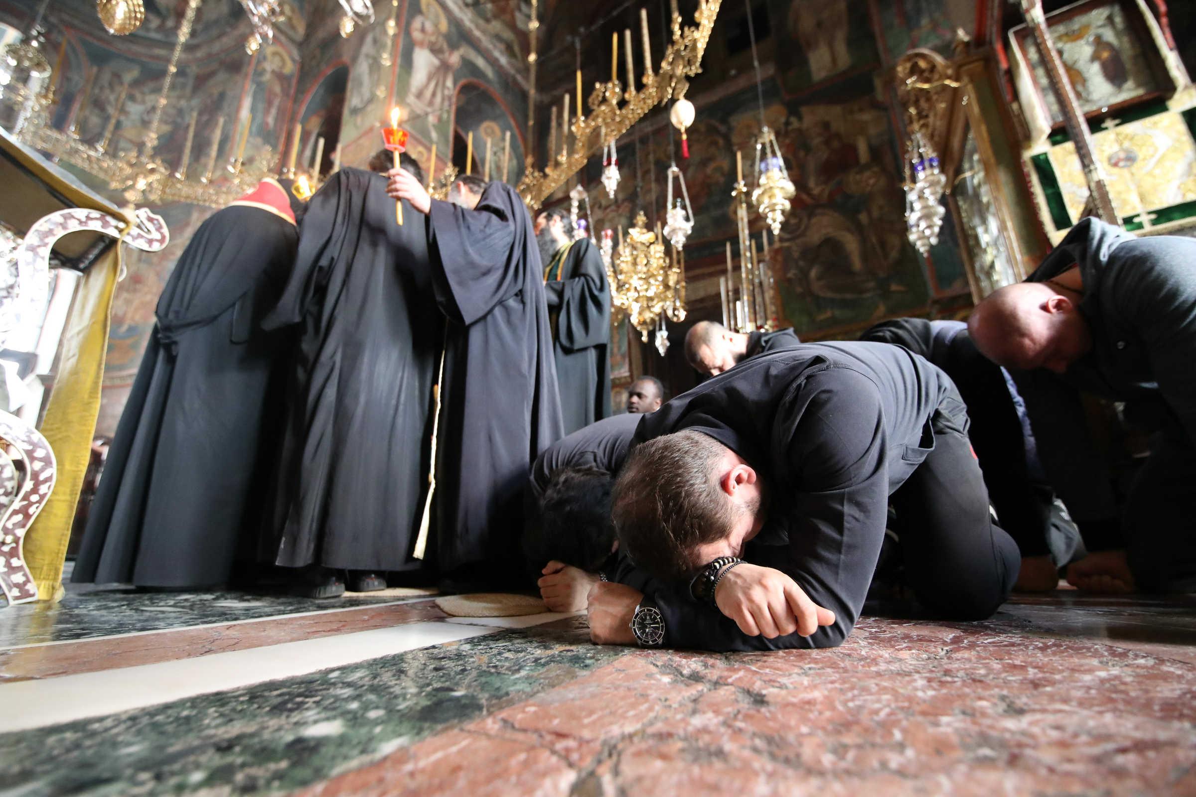 Sfântul Maslu: Minuni