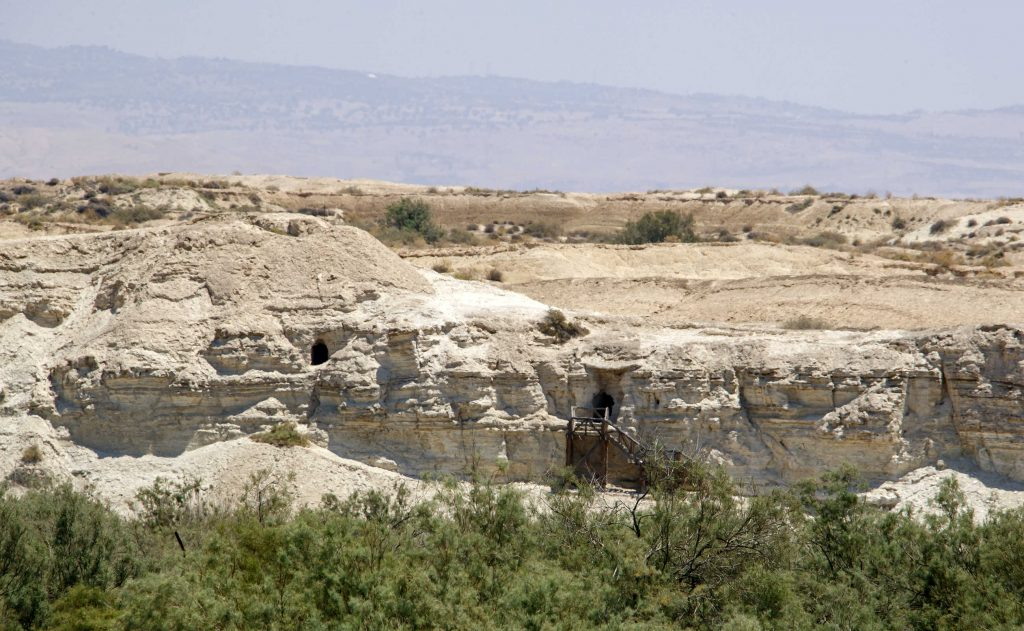 Peștera Sfintei Maria Egipteanca